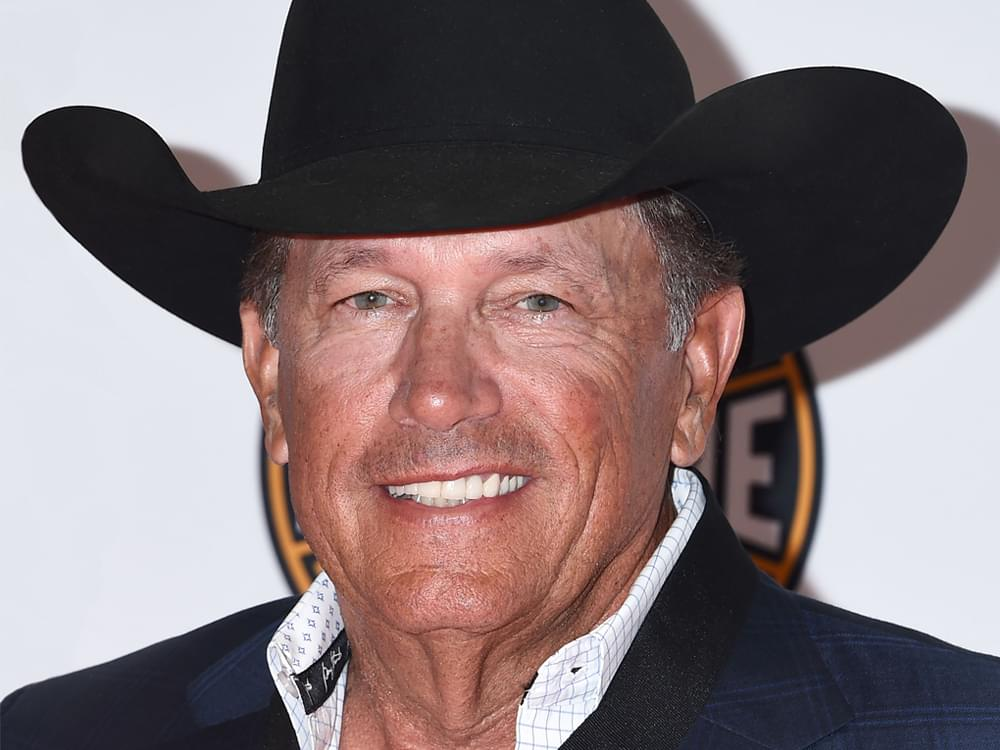 New George Strait T-Shirt to Benefit Hurricane Relief Efforts