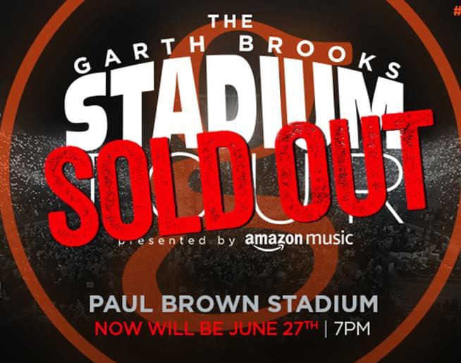 Garth Brooks Reschedules Upcoming Stadium Concert