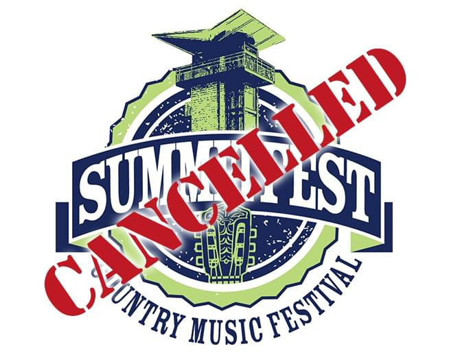 Summitfest 2020: Cancelled