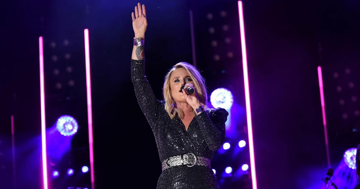 """Bluebird"" Soars: Miranda Lambert Reaches No. 3 on Billboard's Country Airplay Chart for the First Time Since 2014"