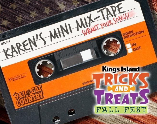 Karen's Mini Mix-Tape