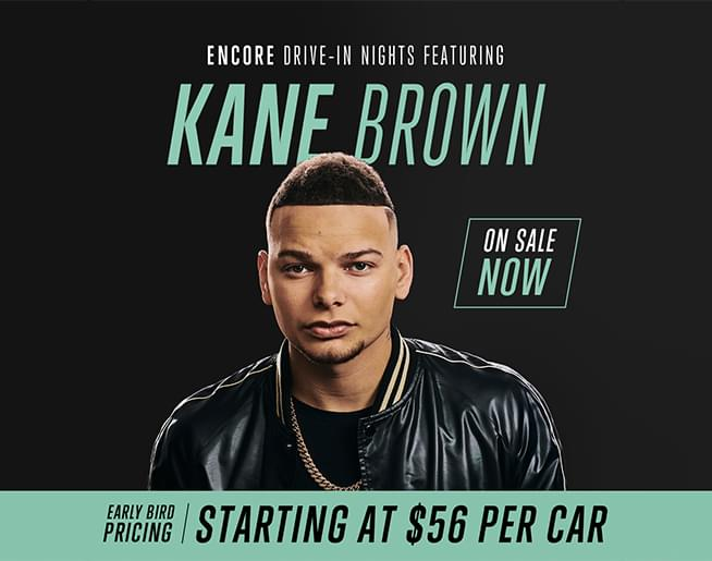 Get Your Tickets to see Kane Brown