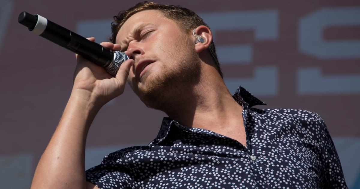 "Go Inside the Studio With Scotty McCreery in New Video for ""You Time"""