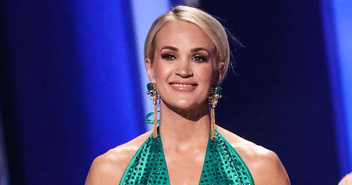 "Listen to Carrie Underwood's Warm Rendition of ""Have Yourself a Merry Little Christmas"""