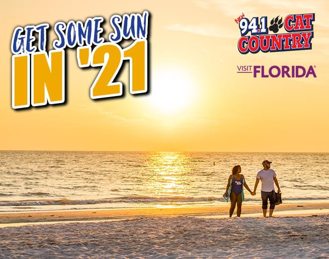 Get Some Sun in '21 – You Could Win a Florida Vacation!