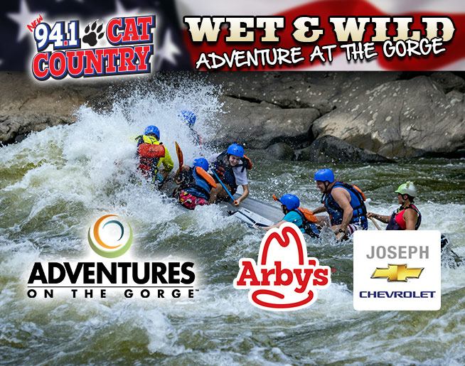 Wet & Wild Adventure at the Gorge