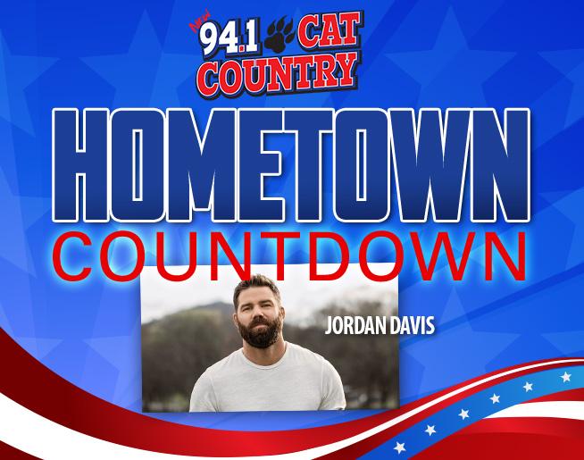 Hometown Countdown: Jordan Davis
