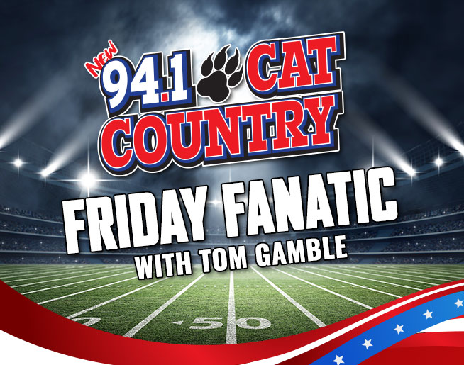 Friday Fanatic with Tom Gamble