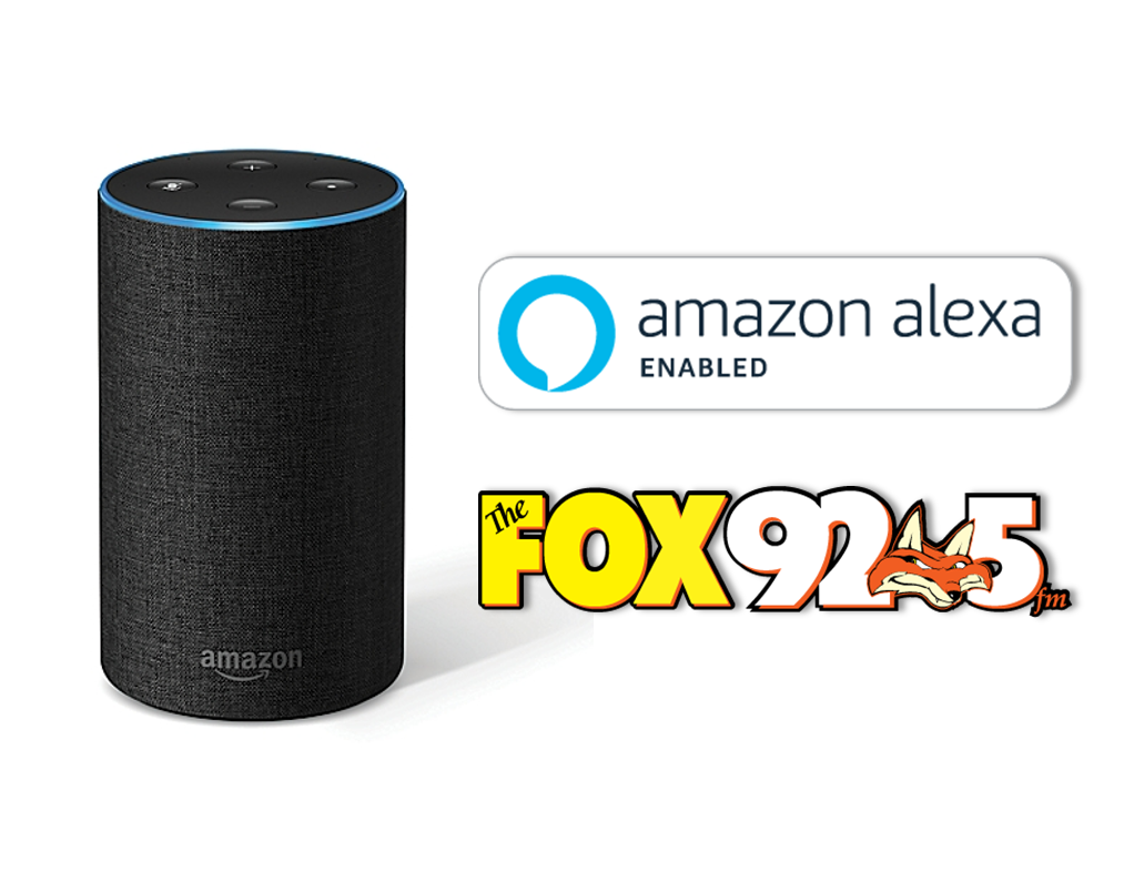 Listen to The FOX with Alexa