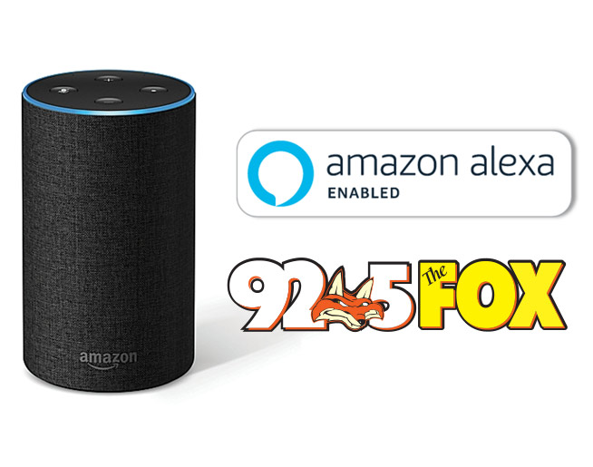 Listen to The FOX with Alexa