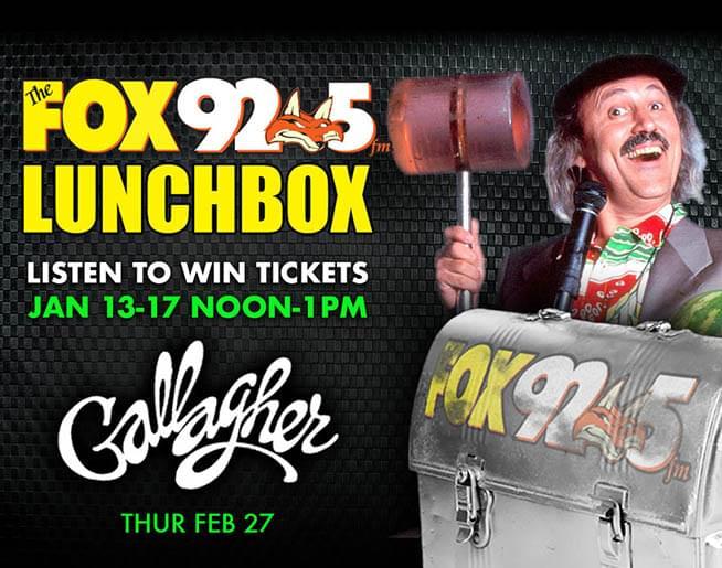 The FOX Lunchbox