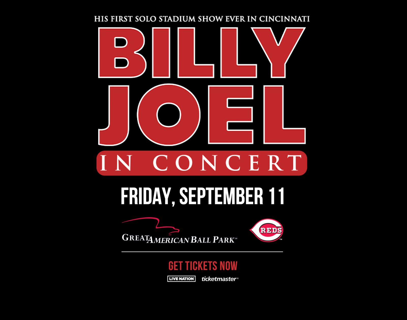 The FOX Welcomes Billy Joel