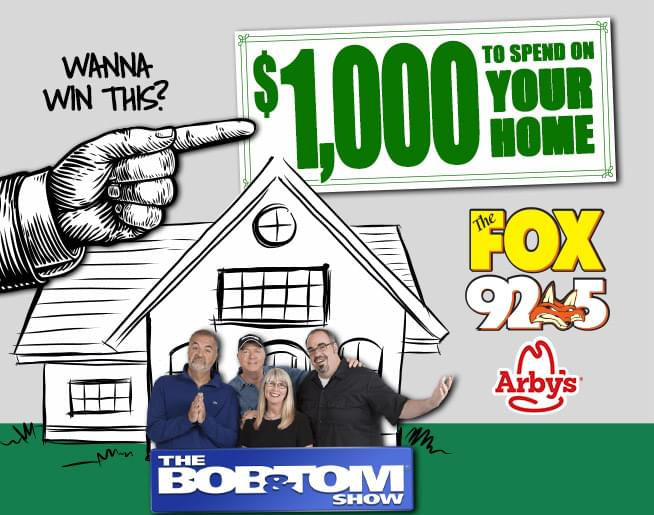 Win $1,000 to Spend on Your Home!