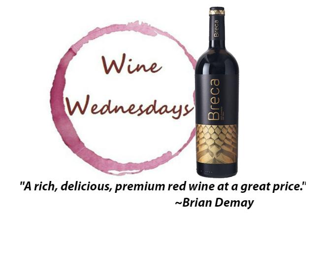 Brian's Wine Wednesday: Bodegas Breca Garnacha