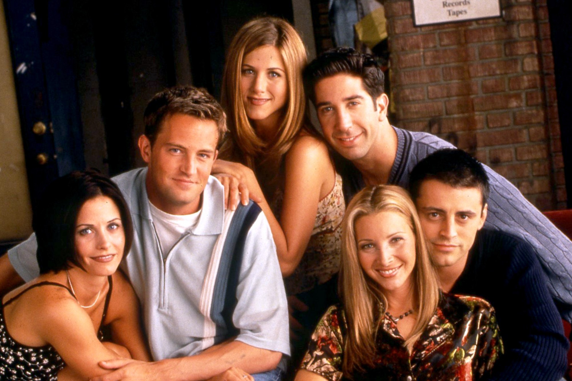 """Friends-The Musical"" Is a Real Thing!"