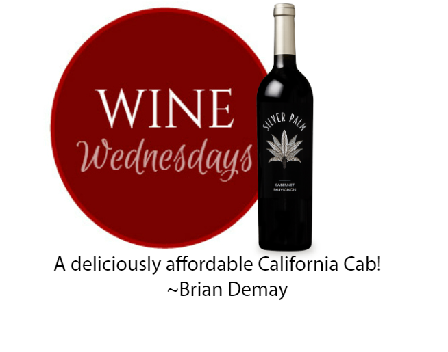Brian's Wine Wednesday: Silver Palm Cabernet