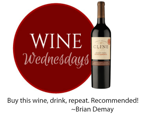 Brian Demay's Wine Wednesday: Cline Ancient Vines Zinfandel