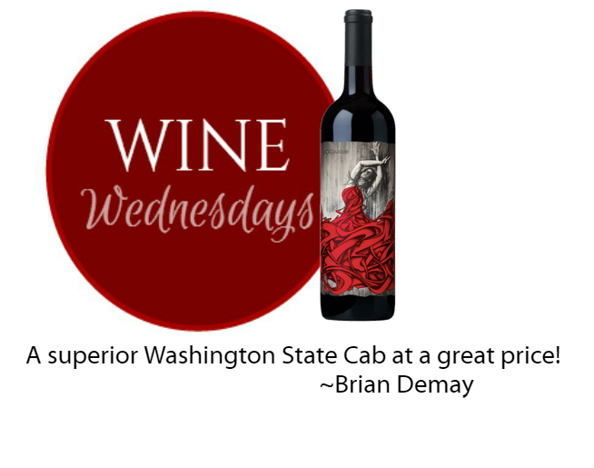 Brian Demay's Wine Wednesday: Intrinsic Cabernet Sauvignon