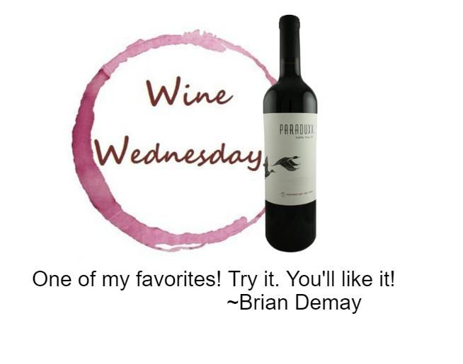 Brian Demay's Wine Wednesday: Paraduxx