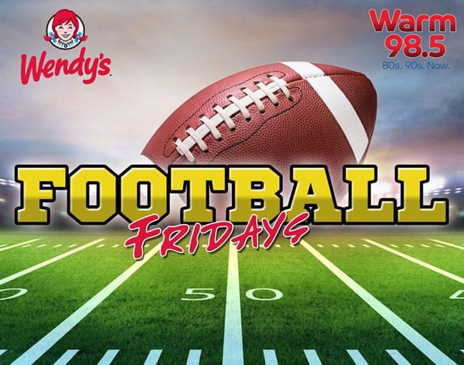 Football Fridays: WINNER!