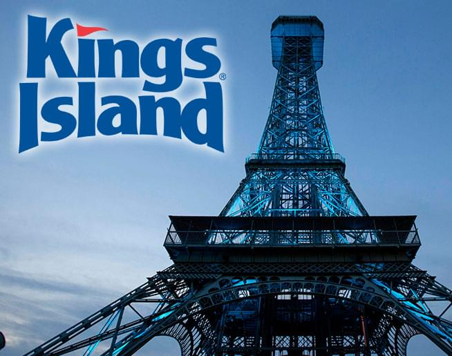 Kings Island opens to the general public on Friday, July 10!