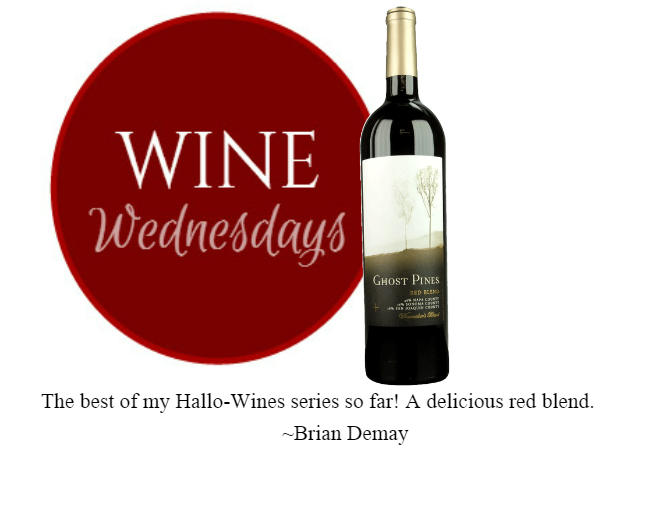 Brian Demay's Wine Wednesday: Ghost Pines Red Blend