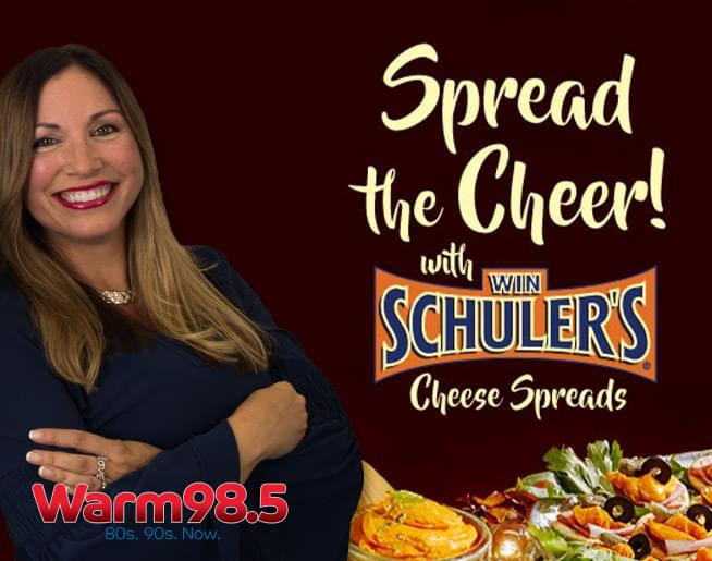 Win with Win Schuler's and Amanda!