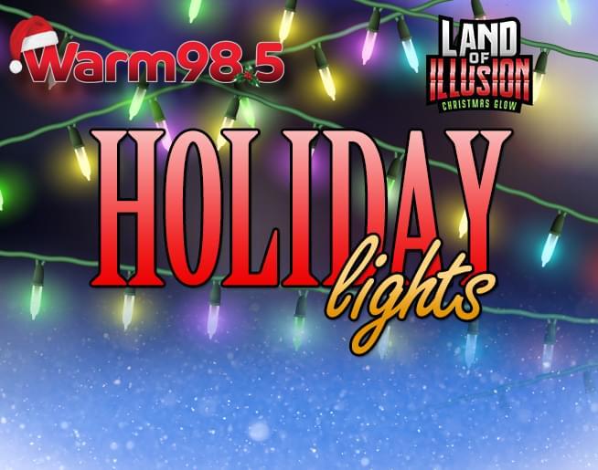 Holiday Lights 2019!