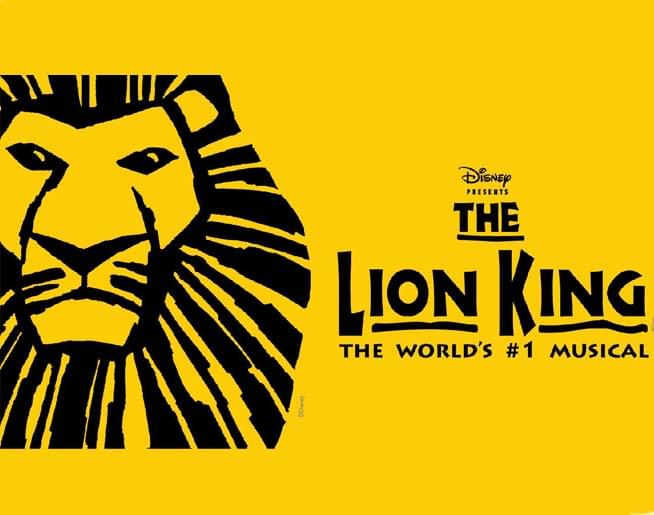 """Win tickets to """"The Lion King"""""""