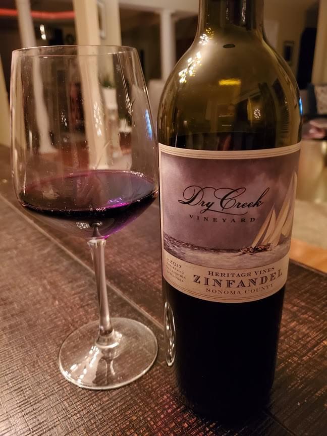 Brian Demay's Wine Wednesday: Dry Creek Heritage Vines Zinfandel