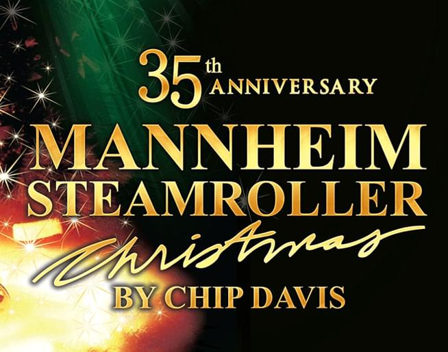 Text-in-to-Win Weekend: Mannheim Steamroller