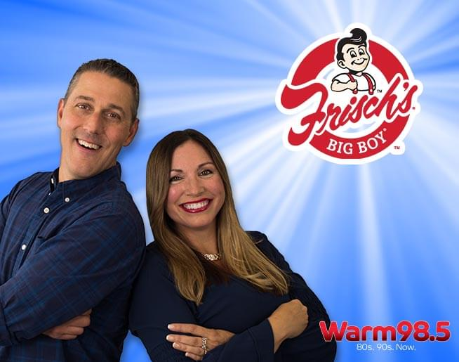 Join Jim and Amanda for a special live end-of-the-year broadcast from Frisch's