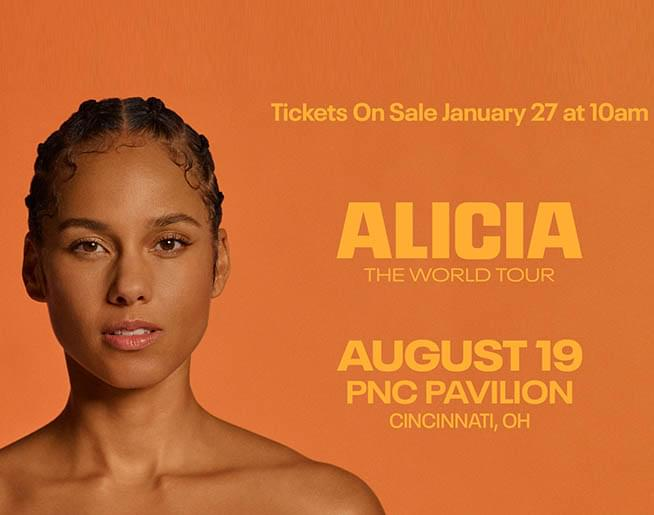 Alicia Keys Presale