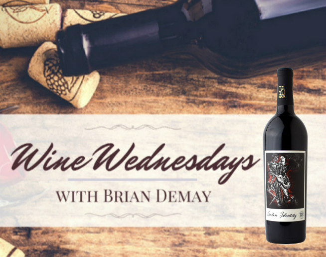 Brian Demay's Wine Wednesday: Stolen Identity