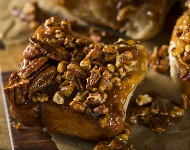 """""""American Sticky Buns"""" by Ethan and Joey"""