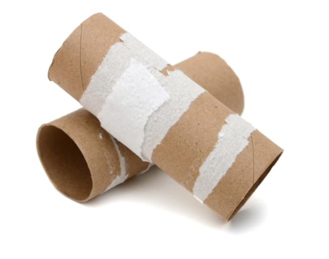 Need Toilet Paper? The Warm Family Can Help