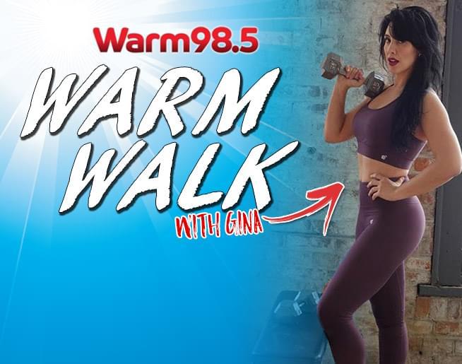 Warm Walk with Gina