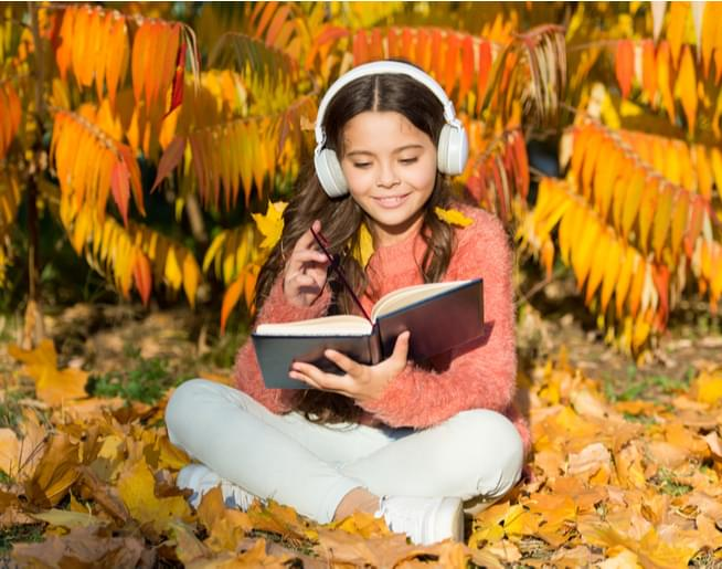 Free Audio Books for Your Kids