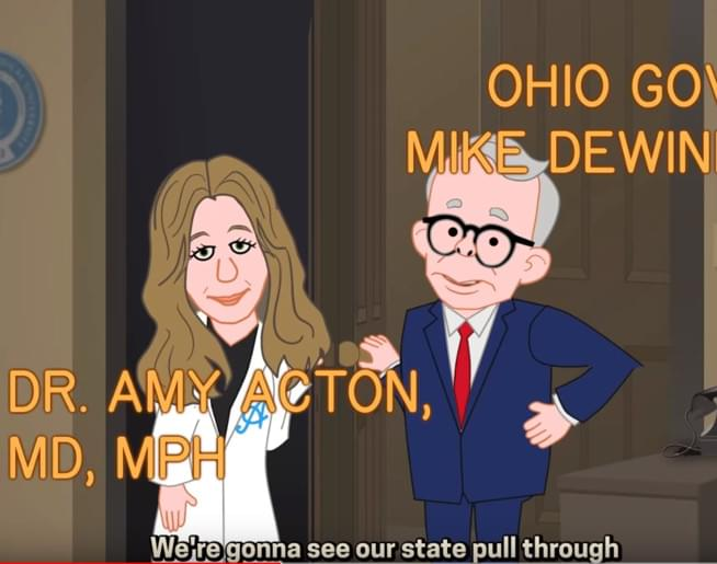 Dewine and Amy1