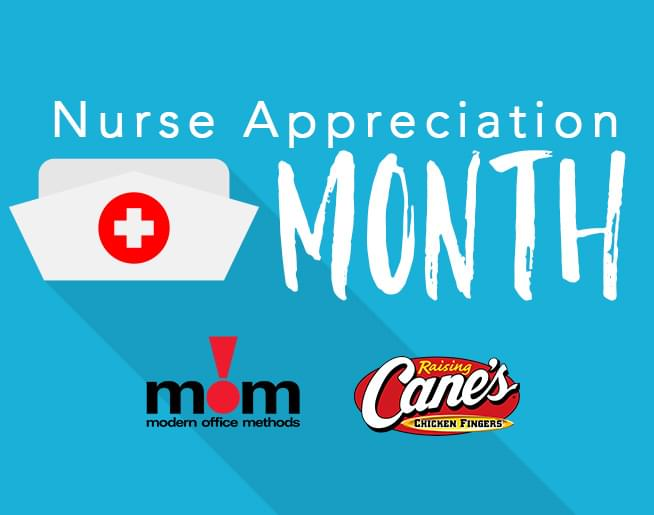 "Warm 98.5's ""Nurse Appreciation Month"" Winners!"
