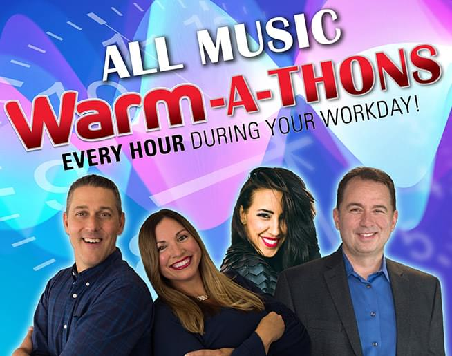 All Music Warm-A-Thons