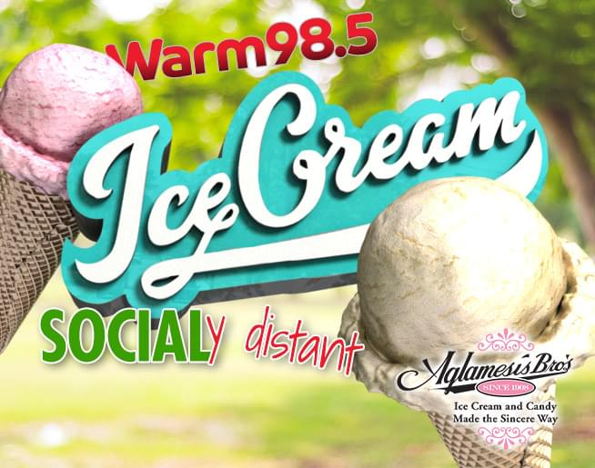 Ice Cream Social…ly Distant Giveaway