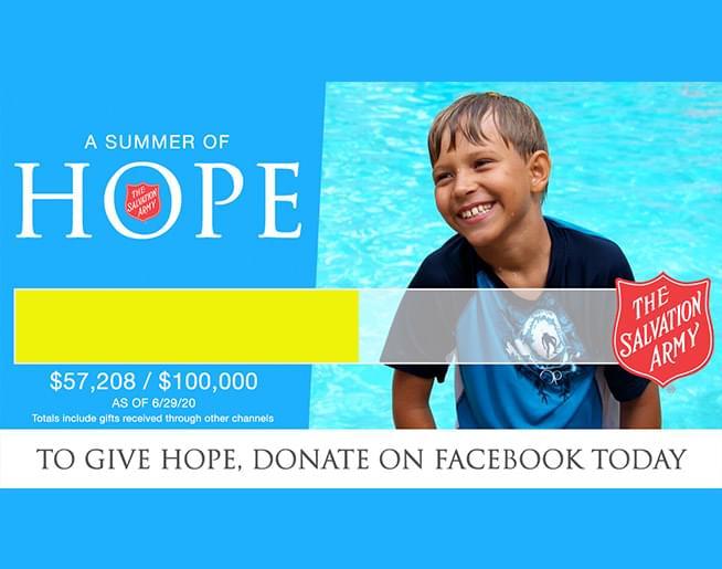 Make it a Summer of Hope