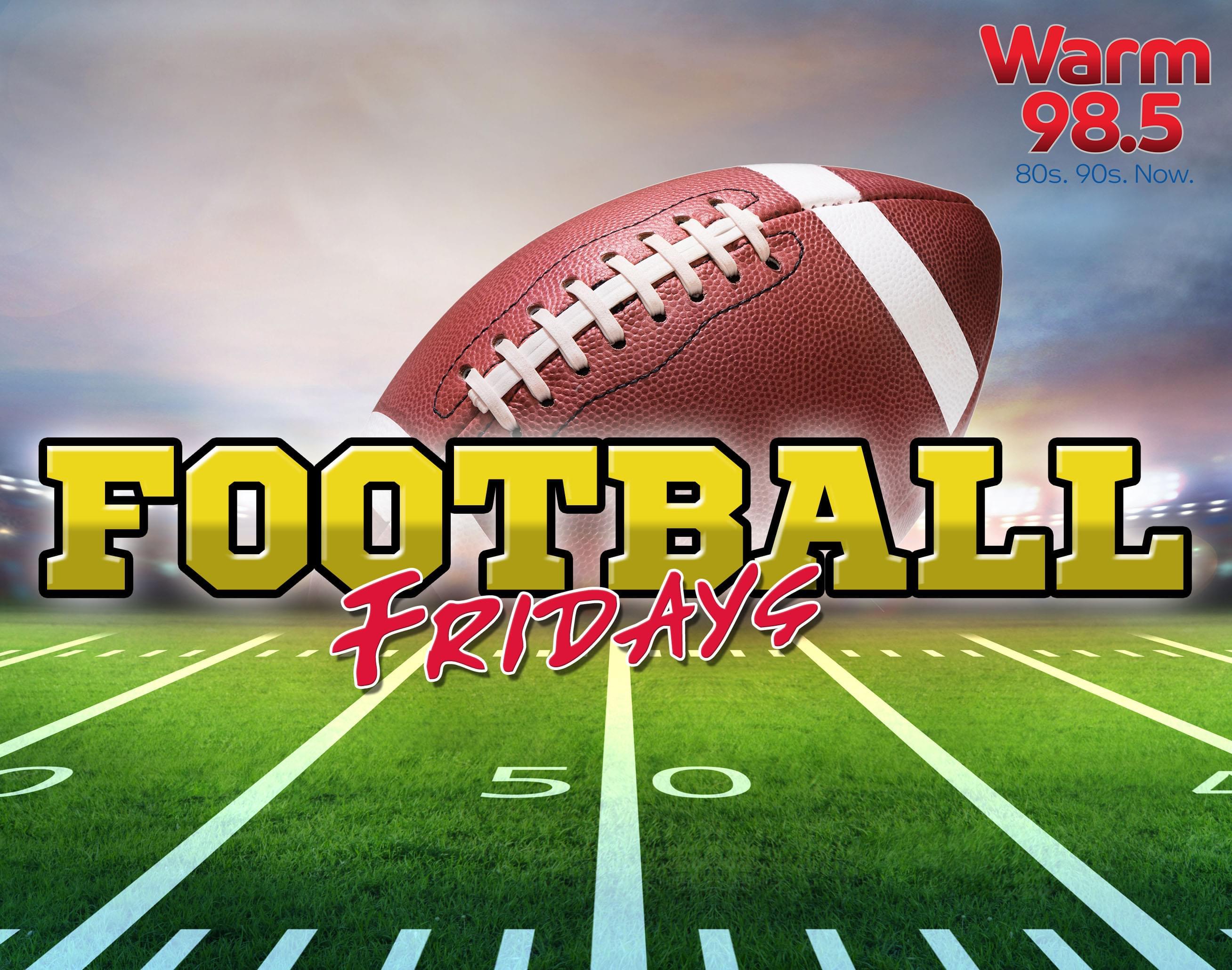 Football Fridays 2020