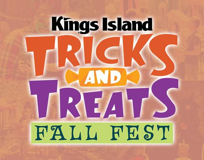 Tricks and Treats Fall Fest at Kings Island!