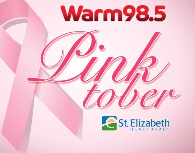 Pinktober for Breast Cancer Awareness