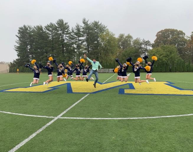 Football Friday-Moeller Crusaders