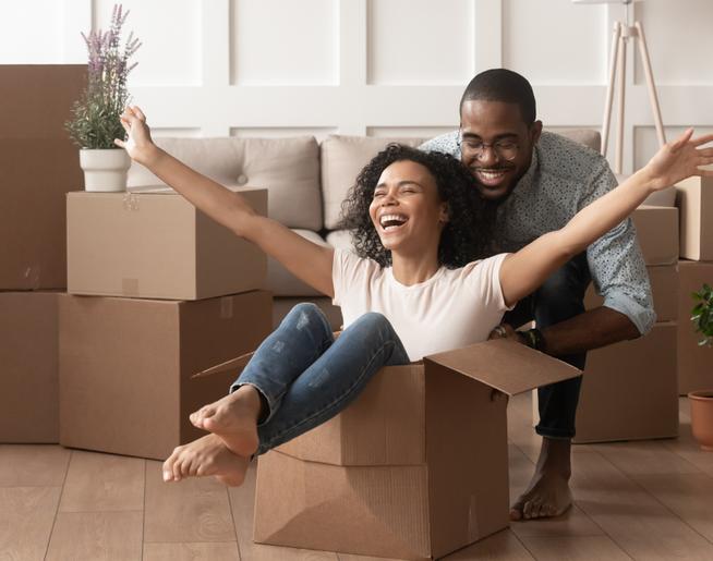 Jim and Amanda's Daily Dilemma-My Husband Won't Move