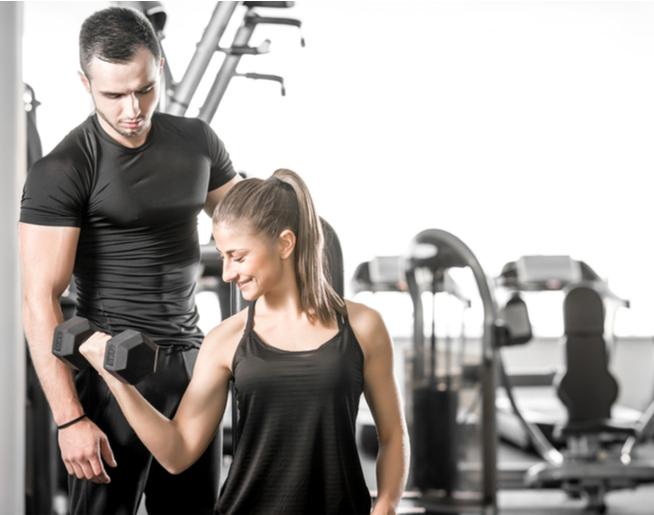 Jim and Amanda's Confess Your Crush-The Gym Rat