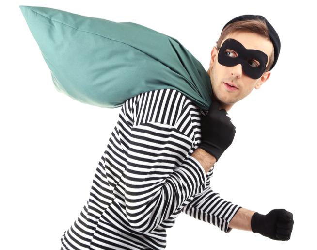 The Cat Burglar-Jim and Amanda's Daily Dilemma